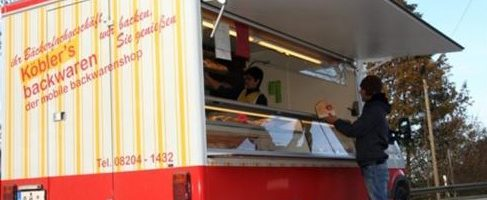 Backmobil Dorfbäckerei Köbler